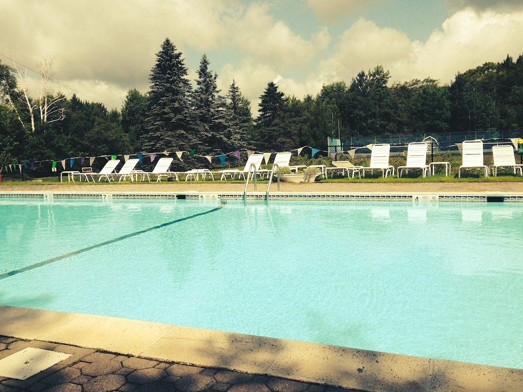 High Ridge Club NY pool